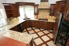 Tile Or Wood Floors In Kitchen Wood And Tile Floor Combination Pictures Grey Hardwood Floors
