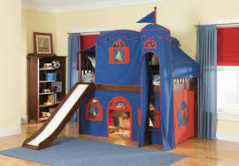 Childrens Bunk Beds With Slide And Childrens Bunk Beds With Slide  Pertaining To Kids Bunk Bed