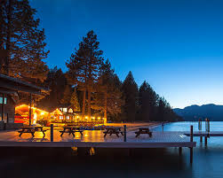 Lake tahoe is a large freshwater lake in the sierra nevada of the united states. South Lake Tahoe Tahoe Com