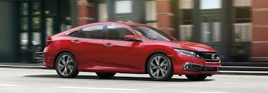 What Are The Fuel Economy Ratings For The 2019 Honda Civic