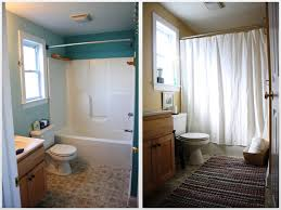 Get Inspired By Small Bathroom Remodels Before And After - Bathroom remodel before and after pictures