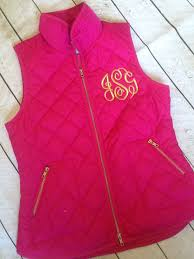 Quilted monogrammed vest. by skkilby21 on Etsy, $55.00. Just ... & Quilted monogrammed vest. by skkilby21 on Etsy, $55.00. Just bought 2 vests  to Adamdwight.com
