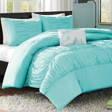 solid teal comforter