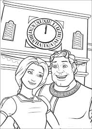 Small Picture Shrek coloring pages 44 Shrek Kids printables coloring pages
