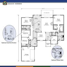 adair homes house floor plans