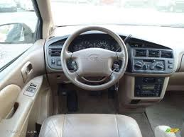 1999 Toyota Sienna – pictures, information and specs - Auto ...