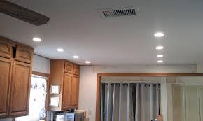 sleek bathroom recessed ceiling lights photo how to install light fixture