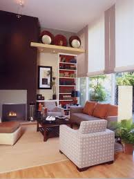 Cozy Neutral Living Room With Asian Accents (Image 15 of 32)