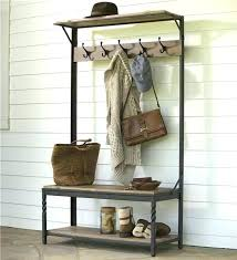 Rustic Coat Rack Stand