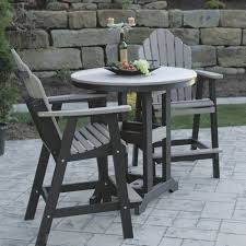 outdoor bistro table bar height. charming counter height outdoor bistro table furniture chic bar patio set that inspire you jecoss o
