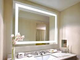 lighted wall mirror. lighted wall mirror for vanity bathroom 4 cabinet light 6 mirrors s