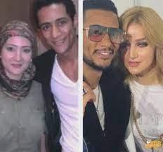 الاعلامية مي العيدان تثير الجدل على مواقع التواصل الاجتماعي بنشرها صورتين  تخصان الفنان المصري محمد رمضان – وكالة الاولى نيوز