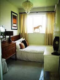 Small Bedroom Interiors Bedroom Charming Beige White Wood Glass Simple Design Small
