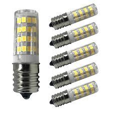 Fuda Lamp E17 Led T7 T8 Intermediate Base Led Appliance Bulb