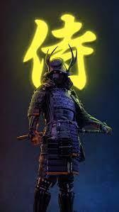 Neon Samurai Cyberpunk, HD wallpaper ...