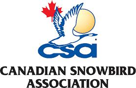 Canadian snow bird ass