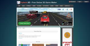 cyberixd alternatives and similar games net cyberix3d website gamemaker3d com