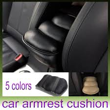interior accessories seat covers car armrest cushion pad cover vehicle auto center console arm rest seat