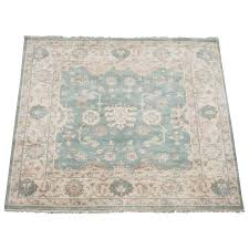 6x6 square rug green square rug from a unique collection of antique and modern rugs 6x6