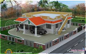Small Picture Single Floor 2 Bedroom House Elevation Indian House Plans Simple