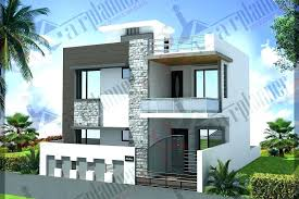 village home design photos in front n style indian