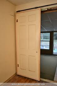 inexpensive diy barn door style rolling doors with 60 hardware