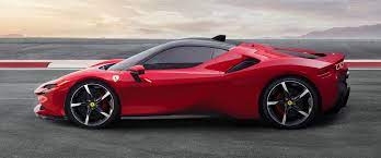 Ferrari Sf90 Stradale Hybrid Mit 1000 Ps Autosprintch