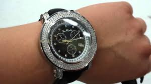 joe rodeo junior jju6 mens diamond watch 2 5 cts
