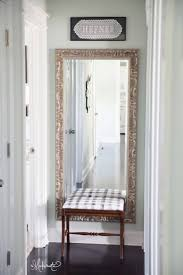 Decor : 69 Hallway Decorating Ideas With Mirrors Hallway Mirror in Long  Mirrors For Hallway (