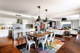 modern dining room rug. dinning rooms:amazing dining room with dark table and modern chairs on white rug