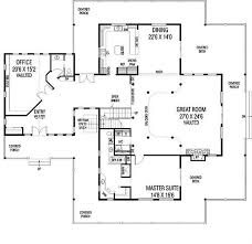 floor plan first story of farmhouse plan 145 1920