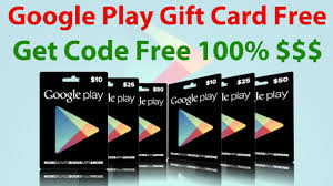 free google play gift card code no survey photo 1