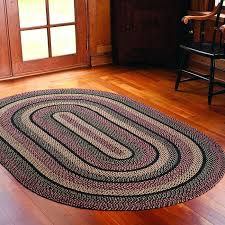 nice primitive braided rug p2035977 blackberry braided rug primitive braided rug runner