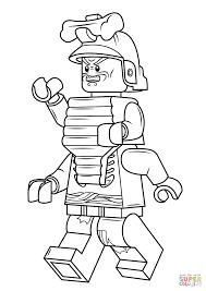 Lego Ninjago Personaggi Da Stampare E Colorare