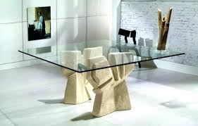 modern glass dining tables bases for table tops top with stone base sydney modern glass dining tables