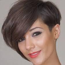 Stylové účesy Pro Krátké Vlasy 2018 2019 68 Nové Fotky Módní Styl