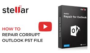 Pst Repair Tool To Recover All Outlook Mailbox Items Stellar