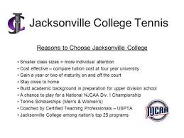 north west university accommodation facilities ppt  jacksonville college tennis reasons to choose jacksonville college smaller class sizes more individual attention cost