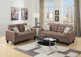 image is loading modern light coffee brown linen like fabric sofa brown linen fabric lighting