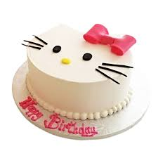 Birthday Cakes Hello Kitty