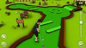 gone free mini golf game 3d plenty of mini golf courses and themes make up this stellar cal game