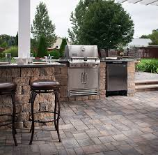 Outdoor Patio Kitchen How Much Does An Outdoor Kitchen Cost Angies List
