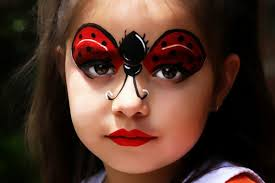 schmniktipps carnival ladybug ilration kids