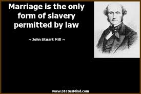 John Stuart Mill Quotes On Marriage. QuotesGram via Relatably.com
