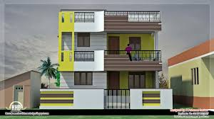 plans indian duplex house design of small home post