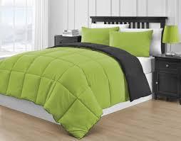 bed neon green bedding comforter lime r microfiber green set black neon bedding tache on
