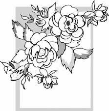 Small Picture Rose Coloring Pages
