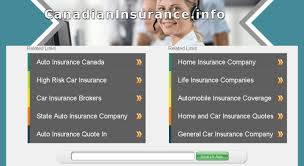 auto insurance companies in canada top 10 44billionlater