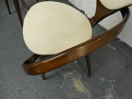 Norman Cherner for Plycraft Pretzel Chairs