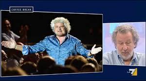 Piergiorgio Odifreddi su Beppe Grillo: Imbarazzante, chiamava il Nobel  Montalcini 'vecchia puttana' - YouTube